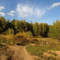 Осень в Абрамцеве IMG_1718 :: Андрей Лукьянов