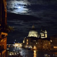 Ночь в Венеции :: Николай Танаев
