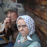 старость... :: Алена Салахова