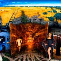 """Врата Ада"" :: Aleks Ben Israel"