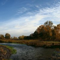 Осеннее - прекрасное утро :: Андрей Wolf