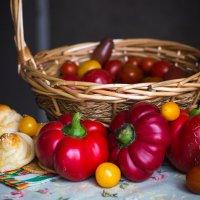 Урожай :: Геннадий Захаров