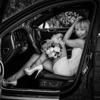 Юлия & BENTLEY :: Андрей Пашко