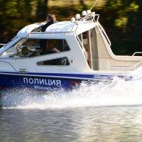 полиция везде! и на воде... :: Svetlana AS