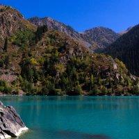 Озеро Иссык :: Алексей Арзамасцев
