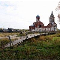 Церковь в Ивановском :: Artem Andreev