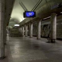 """Станция метро """"Сибирская"""" :: Sergey Kuznetcov"""