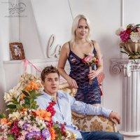 Яна и Евгений :: Виктория Андреева