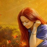 Танец бабочек :: Ирина Kачевская