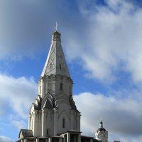 Церковь Вознесения Господня в Коломенском :: Сергей Галкин