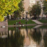 Патриаршие пруды :: Ирина Шарапова