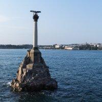 Памятник затопленным кораблям г. Севастополь :: Сергей Sha
