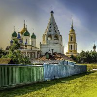Город Коломна Московской области :: Александр Лебедев