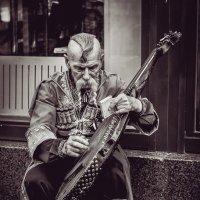 Бандурист. Крещатик :: Ксения Базарова