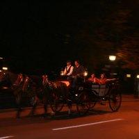 По ночному Кракову :: Елена Даньшина