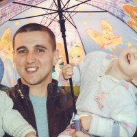 Папа-это человек,который чаще всего открывает кошелек не для того, чтоб достать деньги, а чтобы посм :: Наталия Егорова