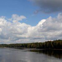На реке Свирь. :: Сергей Крюков