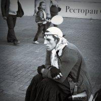 Жизнь без шарика :: Олег Кашаев