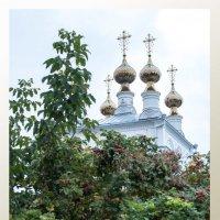 Муромский храм :: Андрей Чиченин