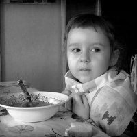 Не хочу я ваш суп! :: Алла Рыженко