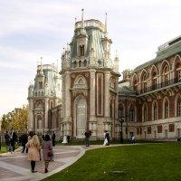 Большой Екатерининский дворец.. :: Cергей Павлович