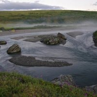 туман над речкой :: Roman Габдульбаров