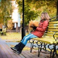 Весной сердце ошибается,а осенью подводит итоги... :: Галина Мещерякова