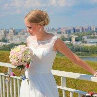Нежная невеста :: Nastie Zaytceva