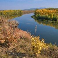 Спокойные воды Агидели :: Любовь Потеряхина