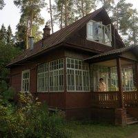 Старая дача в Кратово :: anna borisova