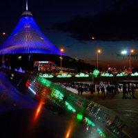 Хан Шатыр день города Астана 2014 :: Kirill Mikhov