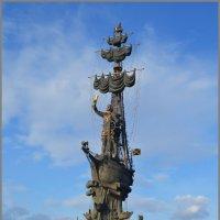 Музеон. Памятник Петру Первому :: Мария Соколова