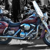 мотоцикл :: Андрей Иркутский