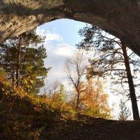 Караульная пещера.  Красноярска. :: Дмитрий Брошко
