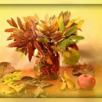 Об уходящей осени.... :: galina tihonova