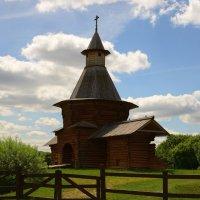 деревянное зодчество :: Svetlana AS