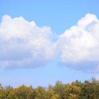 целующиеся облака :: Svetlana AS
