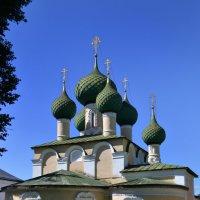 Церковь Иоанна Предтечи :: Галина Galyazlatotsvet