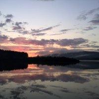 Качканарский закат :: Мария Попова