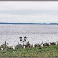 Матушка Волга :: Михаил Малец