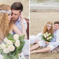 Морская любовь :: Наташа Сеченова