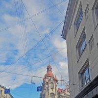 Угол Вознесенского проспекта и Садовой улицы :: alemigun