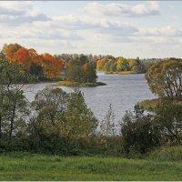 Осенний пейзаж. :: Роланд Дубровский