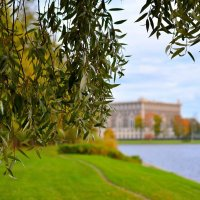 Осенью в парке... #2 :: Андрей Вестмит