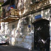 Дом Катаевых в Одессе. Их балкон.... :: Александр Скамо