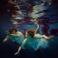 Underwater fairy. :: Дмитрий Лаудин