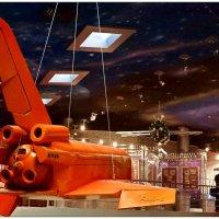 Космический челнок :: Кай-8 (Ярослав) Забелин