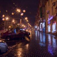 Вальс Осеннего Дождя :: Рашид Рахимов