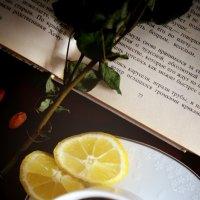 Чай :: Ksenia Bahcha