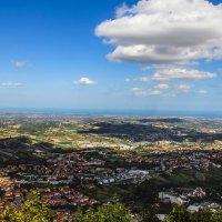 Вид Сан Марино :: Никита Иванов